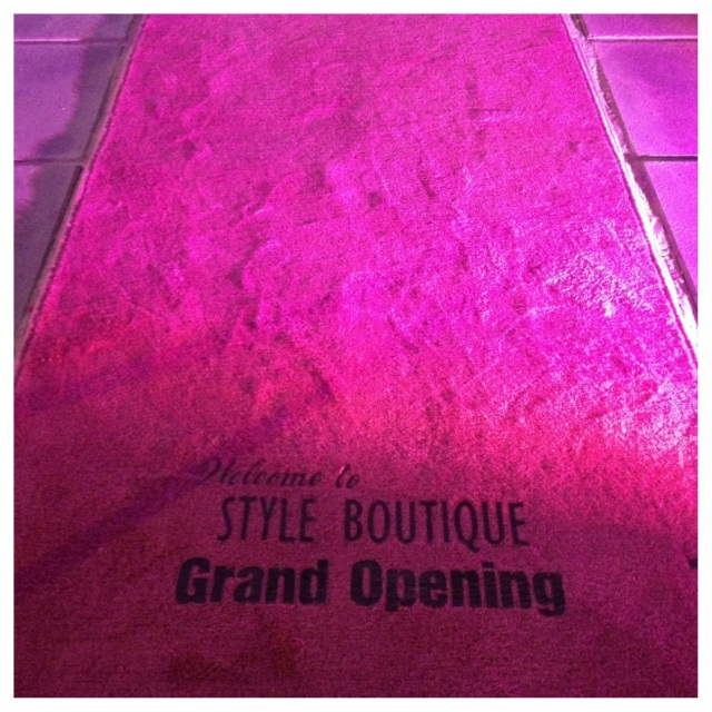 The Pink Carpet <3